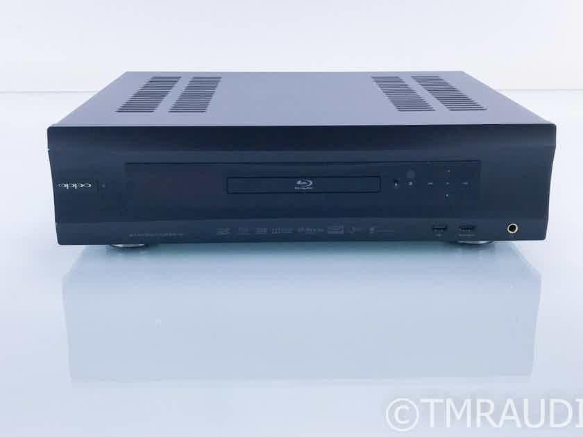 Oppo BDP-105 Universal Blu-Ray / SACD Player; Remote; BDP105 (18189)