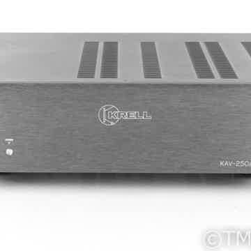 Krell KAV-250a Stereo Power Amplifier