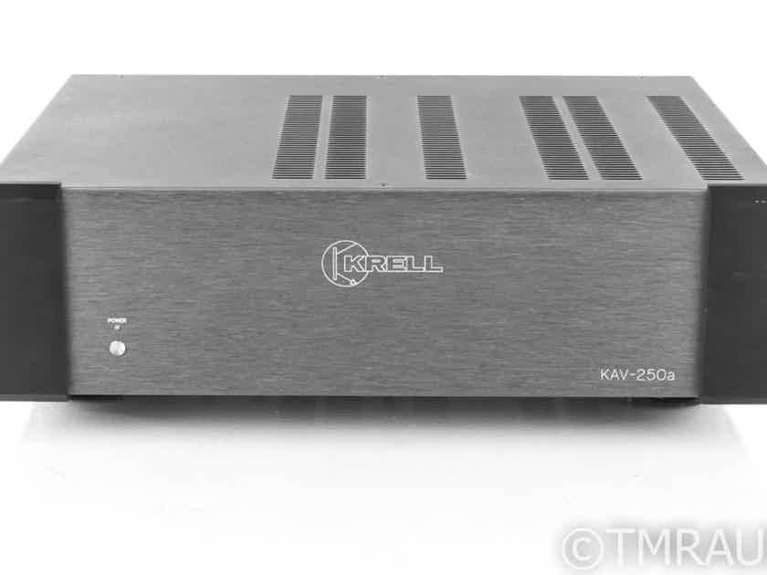 Krell KAV-250a Stereo Power Amplifier; KAV250a (22000)
