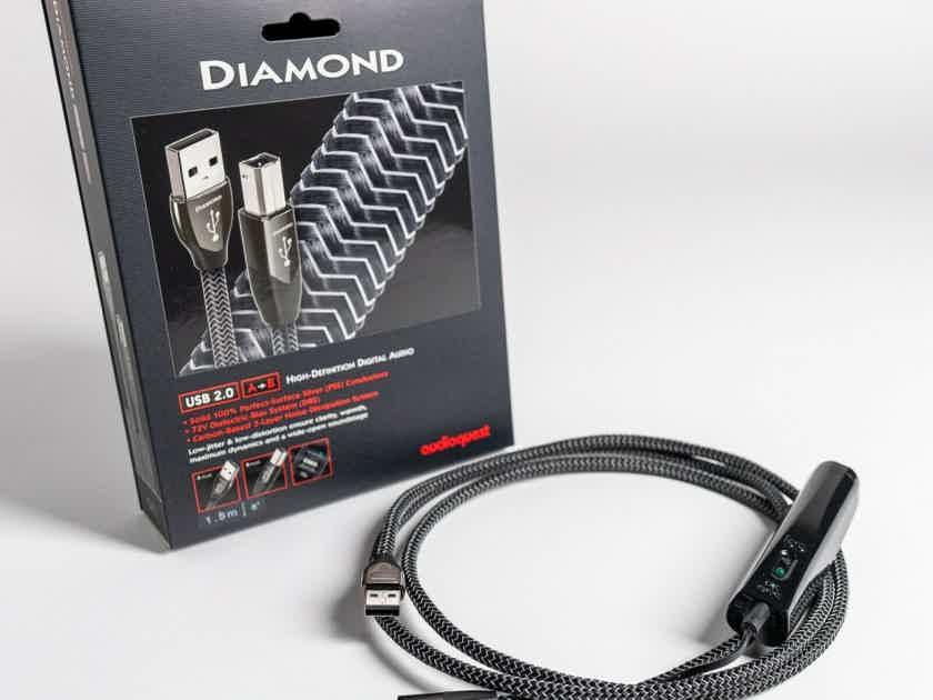 AudioQuest Diamond USB (1.5M)