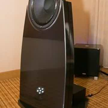 Emerald Physics EP3.8 New speakers with subwoofer package