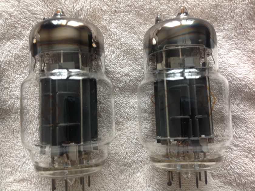 Set of 4 - 6C33C-B Tubes - Used but still Very Good