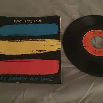 The Police 45 With Picture Sleeve Vinyl NM Quiex Every ...