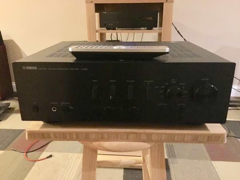 Yamaha  AS-801 Integrated Amplifier