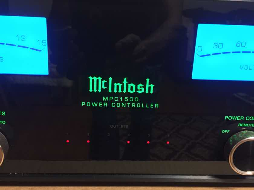 Mcintosh  MPC1500 Power Controller (Mint)