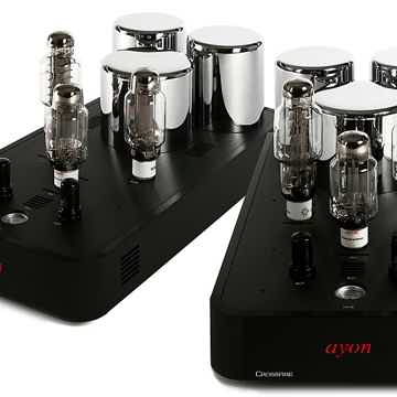Ayon Audio Crossfire Evo Mono Amps BEST OF SHOW! 8 YEARS!