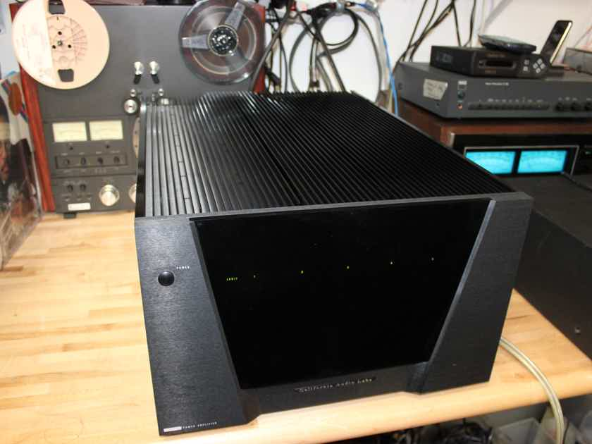 CAL California Audio Labs CL-2500MCA 5 Channel Amplifier in Excellent Condition