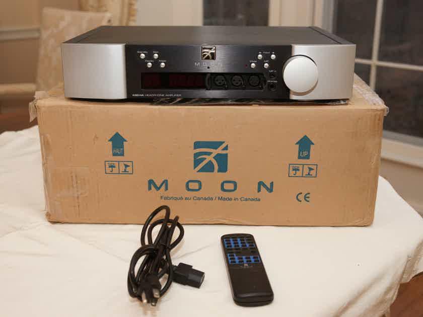 Simaudio MOON Neo 430HA w/ DAC Headphone amplifier