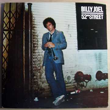 Billy Joel - 52nd Street  - 1978 STERLING Mastered Colu...