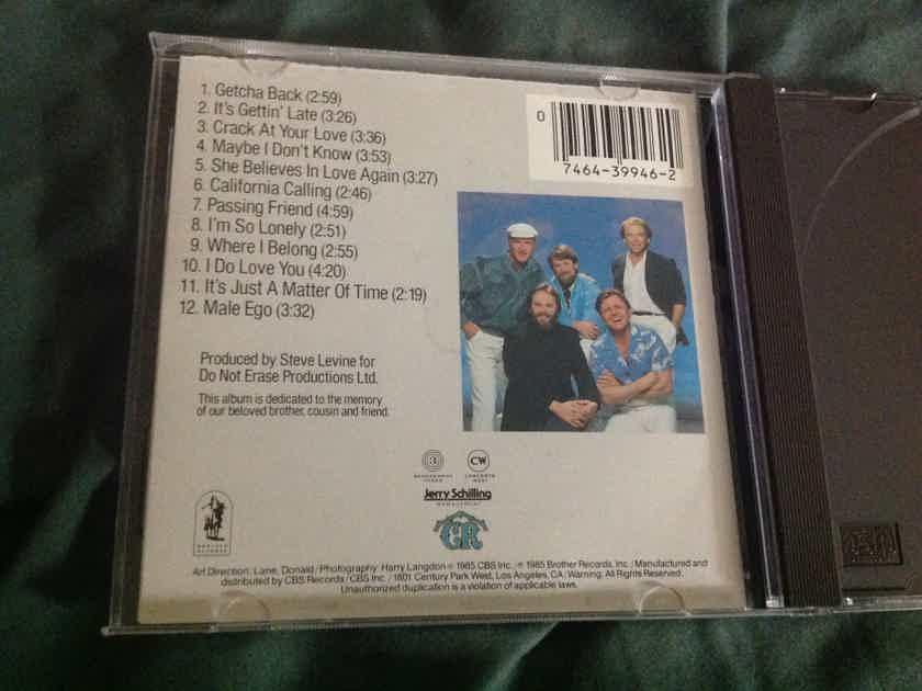 Beach Boys The Beach Boys  OOP Compact Disc Caribou Records