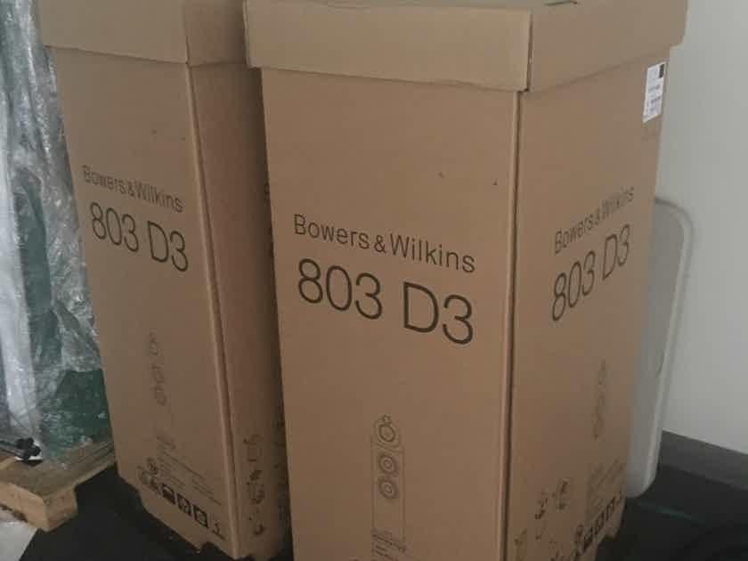 B&W 803 D3