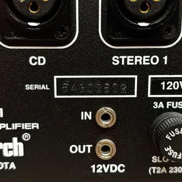 Audio Research MP1 Multichannel Preamp