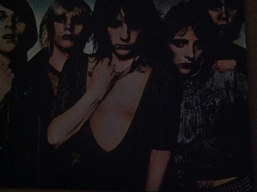 Girl - Sheer Greed Jet Records Vinyl LP  NM