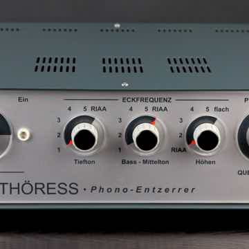 Thoress  Parametric Phono Equalizer