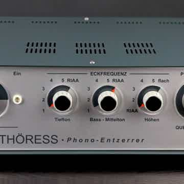 Parametric Phono Equalizer