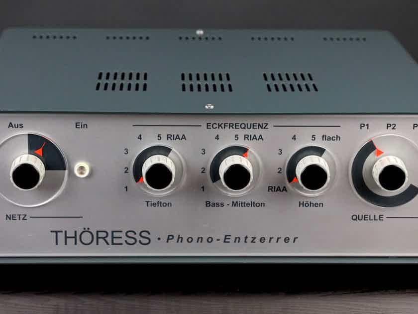 Thoress  Parametric Phono Equalizer