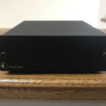 Phono Box (phono preamp)