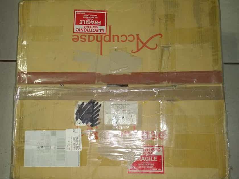 Accuphase DP-77 SACD / CD Player 120V US Version Remote Manual Original Box