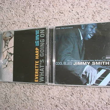 Jimmy Smith cool blues