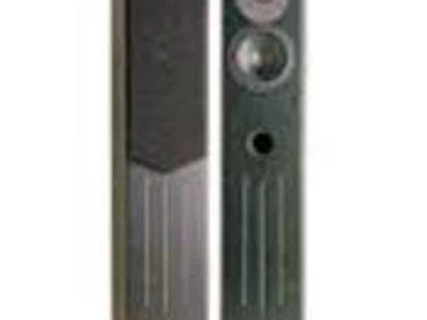 Merlin Music Systems VSM-MMe Speakers with Spikes, BAM Battery Powered Unit with AC