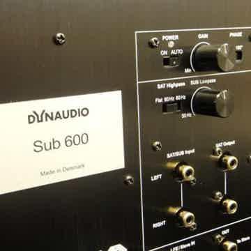 Dynaudio Sub 600