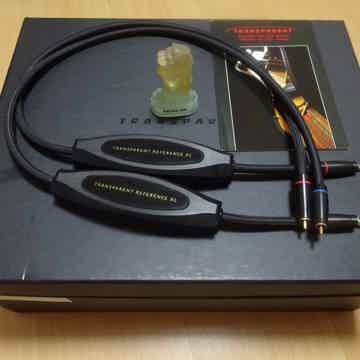 Transparent Audio Reference XL MM2