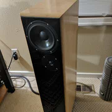 DeVore Fidelity Gibbon  88 Speakers