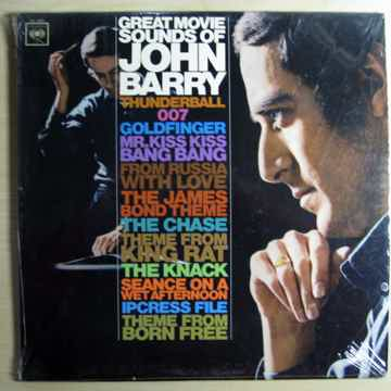 John Barry Great Movie Sounds Of John Barry