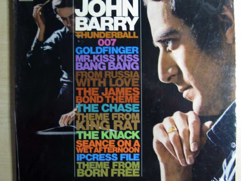 John Barry - Great Movie Sounds Of John Barry - 1966 Columbia CL 2493