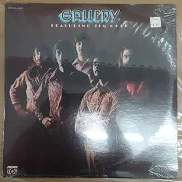 Gallery - Gallery Featuring Jim Gold  SEALED VINYL LP O...