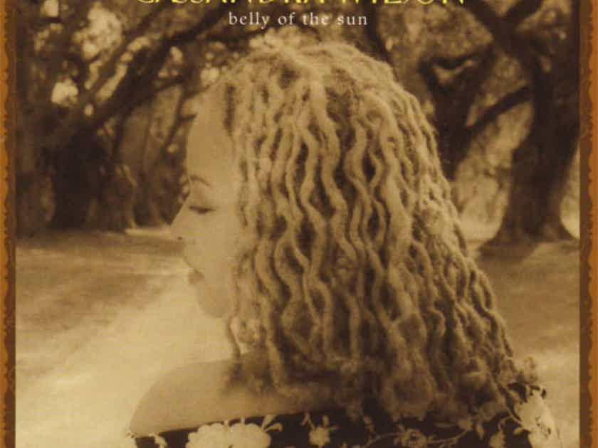 Cassandra Wilson  Belly of the Sun 180 gram 2 LPs