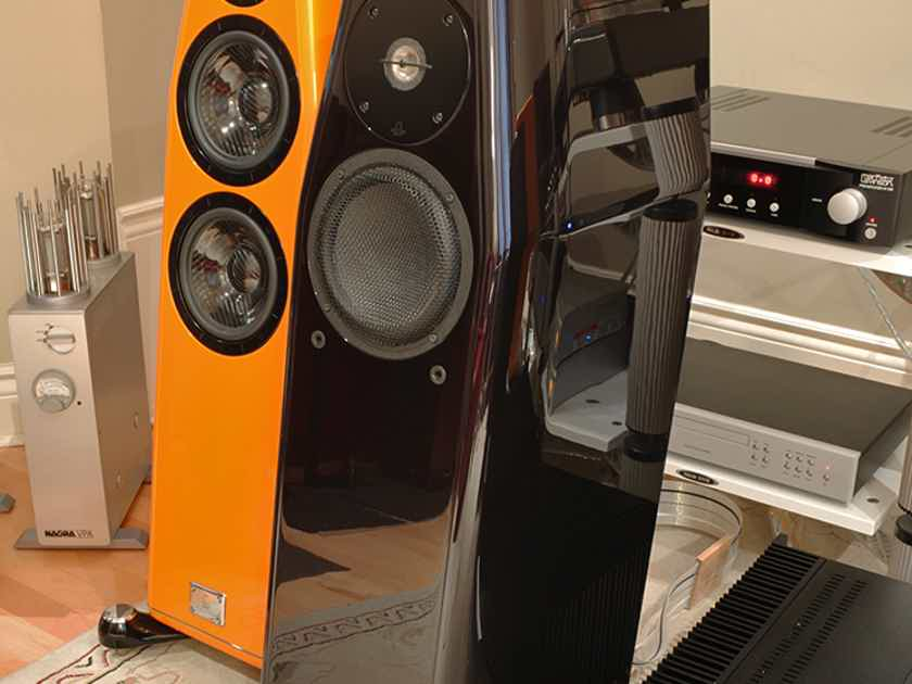 KHARMA   CRM 3.2 FE Loudspeakers SEE PHOTO
