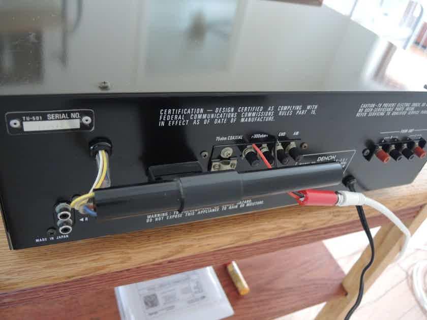 Denon TU-501 Tuner