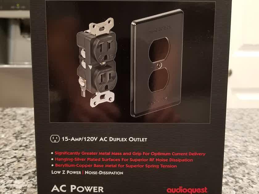 AudioQuest NRG Edison 15 amp Outlet