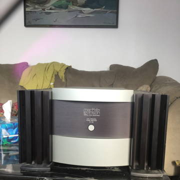 Mark Levinson  Stereo power amplifier No 334