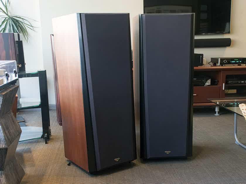 Klipsch Epic Cf 4 Floorstanding Speakers Full Range Audiogon