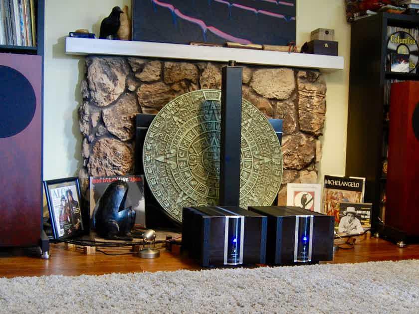 Krell FPB-350mcx Super clean mono amps