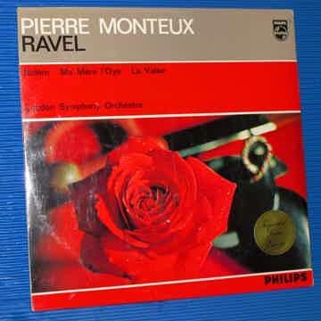 "RAVEL / Monteux   - ""Bolero, Ma Mere L'Oye, La Valse"" -..."
