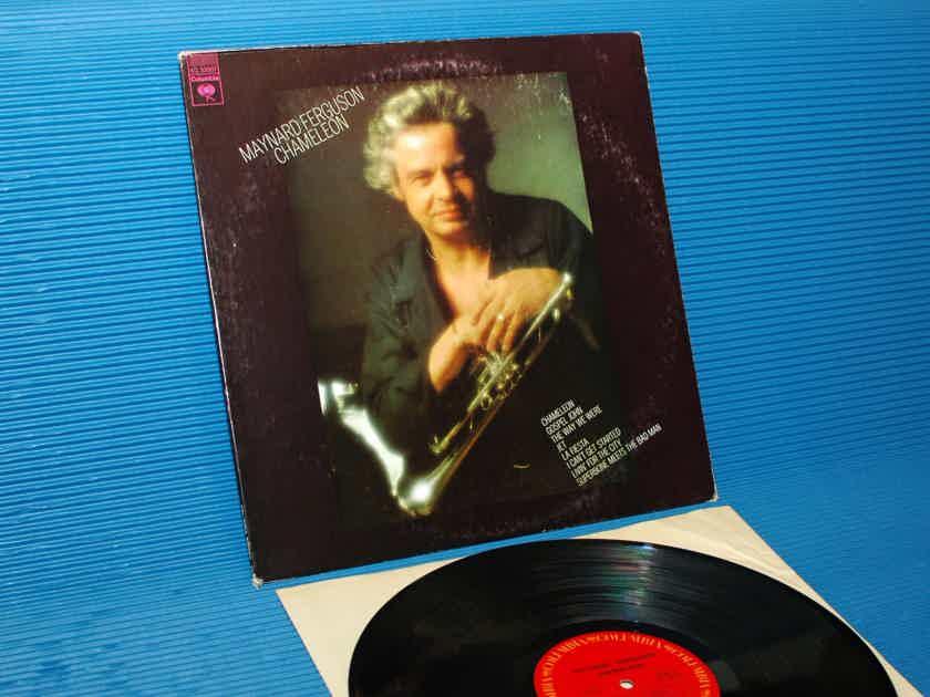 """MAYNARD FERGUSON  - """"Chameleon"""" - Columbia 1974"""