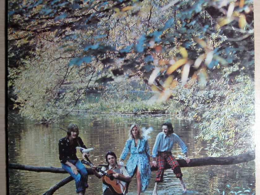 Wings - Wild Life - 1971  Apple Records SW 3386