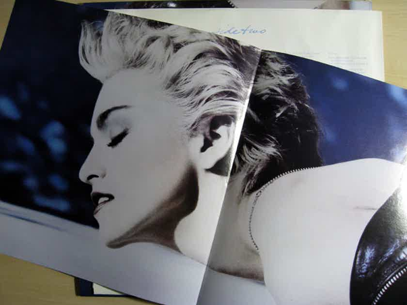 Madonna - True Blue - 1986 SRC Pressing Future Disc Mastered Sire 1-25442