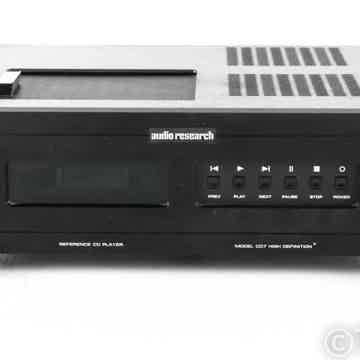 CD7 Tube CD Player