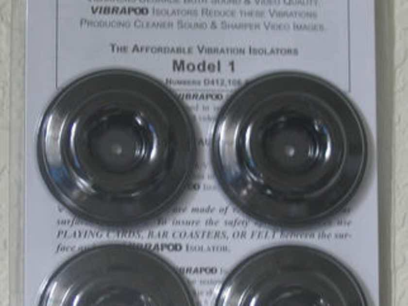 Vibrapod Isolator Four Pack FREE SHIPPING IN THE USA
