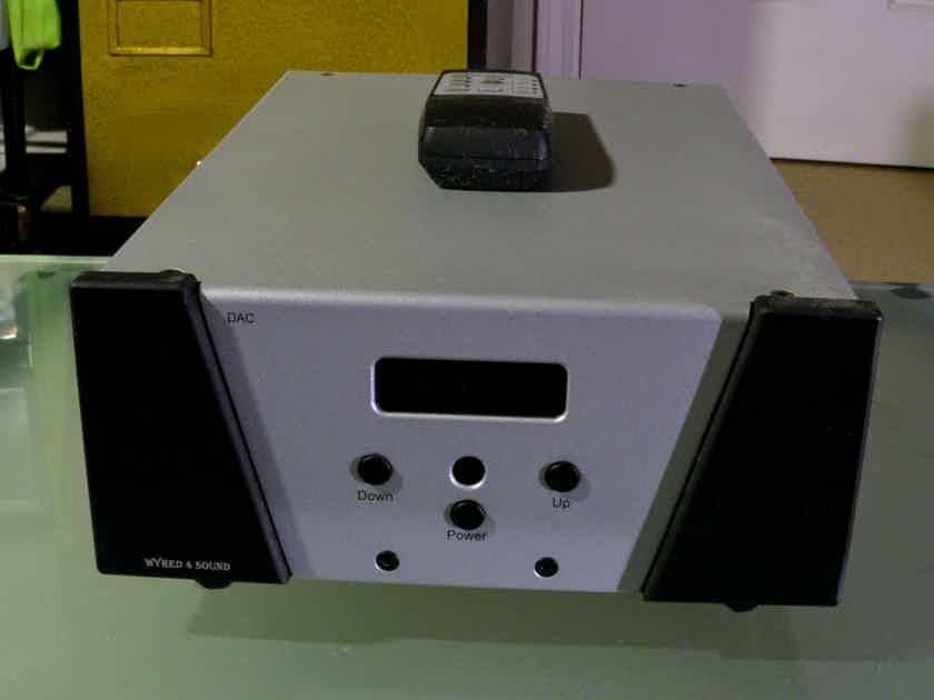 Wyred 4 Sound DAC-2 DSD SE (price drop)
