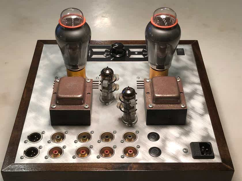 300B DHT preamp Bottlehead Beepre, tricked out