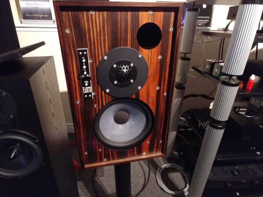 Graham Audio LS5/9 Ebony finish - as new demo's