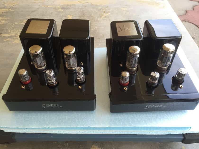 Genesis Advanced Technologies M60 Mono Blocks