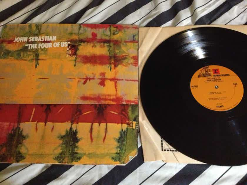 John Sebastian - The Four Of Us Vinyl LP NM Reprise Label