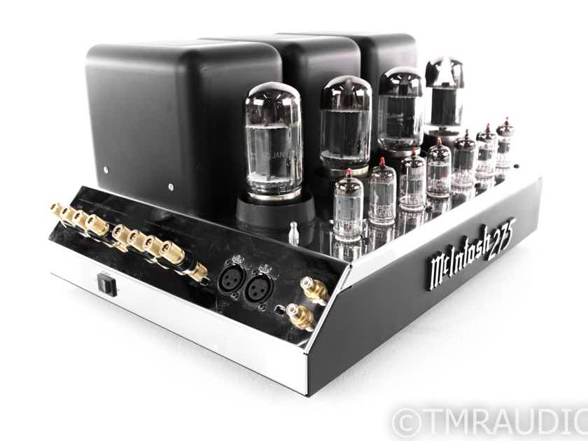 McIntosh MC275 Mk V Stereo Tube Power Amplifier; MC-275 (21760)