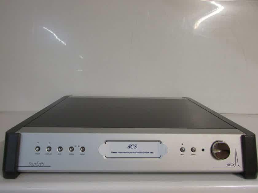 DCS Scarlatti digital converter